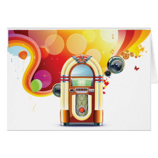 Cartões do jukebox