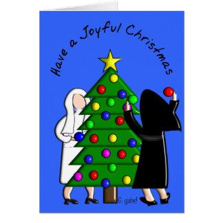Cartões & presentes católicos de Natal da arte da
