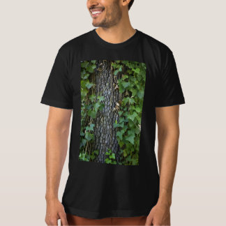 Carvalho e hera t-shirts