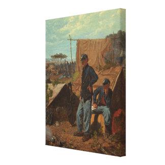 Casa, casa doce, c.1863 (óleo em canvas)