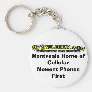casa de 972telecom.com Montreal de celular Chaveiro