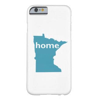 Casa de Minnesota Capa Barely There Para iPhone 6