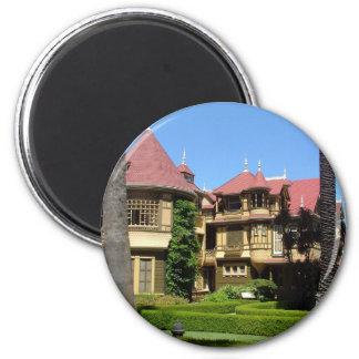 Casa de Winchester Imãs De Refrigerador