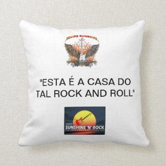 CASA DO ROCK ALMOFADA