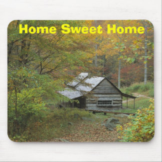Casa doce Home Mouse Pad