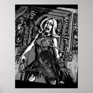 Casa dos zombis poster