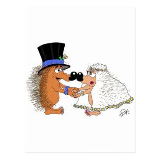 Casamento Bels Cartão Postal