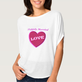 Casamento Camiseta