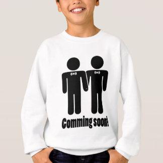 Casamento gay que vem logo camiseta