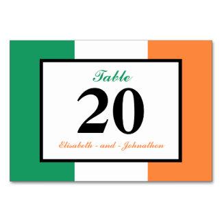 Casamento irlandês de Ireland da bandeira