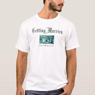 Casamento judaico tshirt
