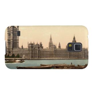 Casas do parlamento, Londres, Inglaterra Capinhas Galaxy S5