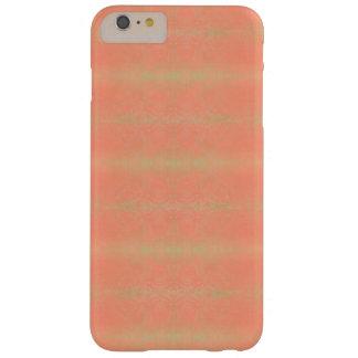 casco cor de laranja capa barely there para iPhone 6 plus
