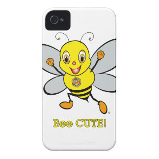 Case mate corajosa mal There™ de YouBee™ Blackberr Capas iPhone 4 Case-Mate