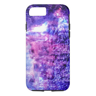 Case mate roxa do iphone 7 do Seashell Capa iPhone 8/7