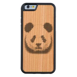 Case Panda Capa De Cerejeira Bumper Para iPhone 6