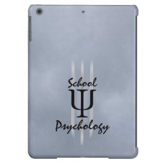 Caso à moda do iPad da psicologia da escola Capa Para iPad Air