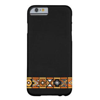 Caso à moda do iPhone 6 do teste padrão da arte do Capa Barely There Para iPhone 6