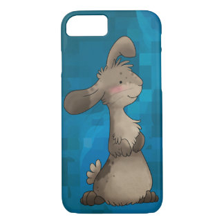 Caso bonito do iPhone 7 do coelho Capa iPhone 8/7