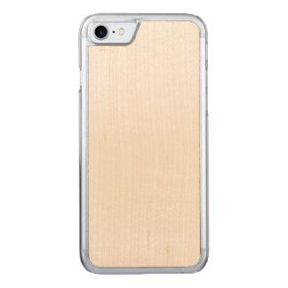 Caso cinzelado do iPhone 7 magros da cereja Capa iPhone 8/ 7 Carved