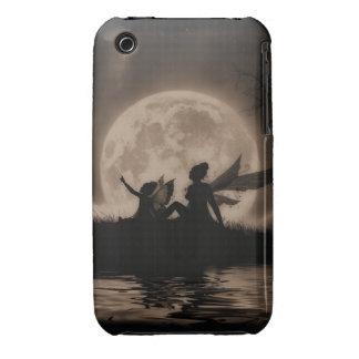 Caso cobrir feericamente Stargazing do blackberry iPhone 3 Capa