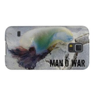 Caso da guerra S5 de O do homem Capinhas Galaxy S5