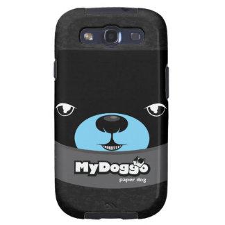 Caso da impressão da galáxia S3 de MyDoggo Capinhas Samsung Galaxy S3