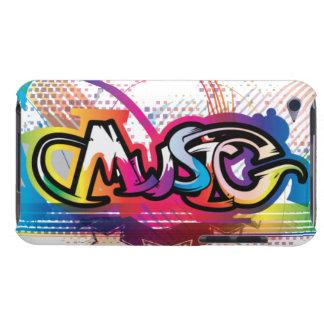 caso da música do ipod touch capa para iPod touch