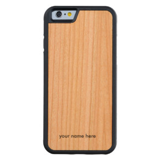 Caso de Costomized iPhone6 Capa De Cereja Bumper Para iPhone 6