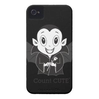 Caso de Cute® Blackberry da contagem