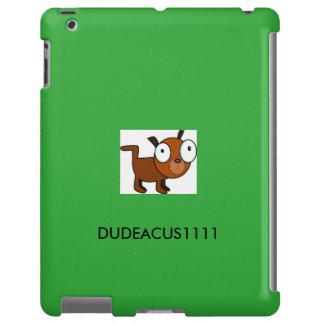 Caso de DUDEACUS1111 IPad para IPad 1,2,3,4 Capa Para iPad