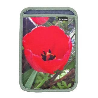 Caso de Ipad da flor da tulipa mini Luvas Para iPad Mini