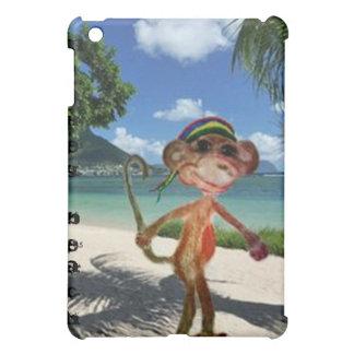 Caso de IPad da praia do macaco Capa iPad Mini
