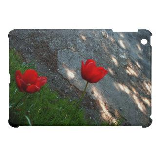 Caso de Ipad da tulipa mini