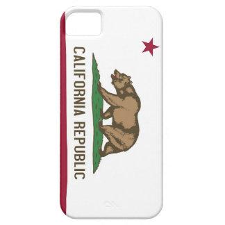 Caso de IPhone 5 com a bandeira de Califórnia Capas iPhone 5 Case-Mate