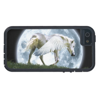 Caso de passeio da arte da fantasia de Pegasus & Capa Para iPhone 5
