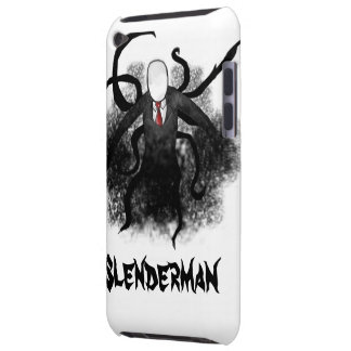 caso de Slenderman do ipod touch Capa Para iPod Touch