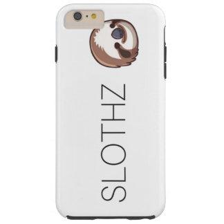 Caso de Slothz Capa Tough Para iPhone 6 Plus
