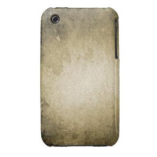 Caso do blackberry curve do design do Grunge do Capa Para iPhone 3