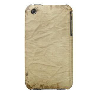 Caso do blackberry curve do design do Grunge do Capinhas Para iPhone 3