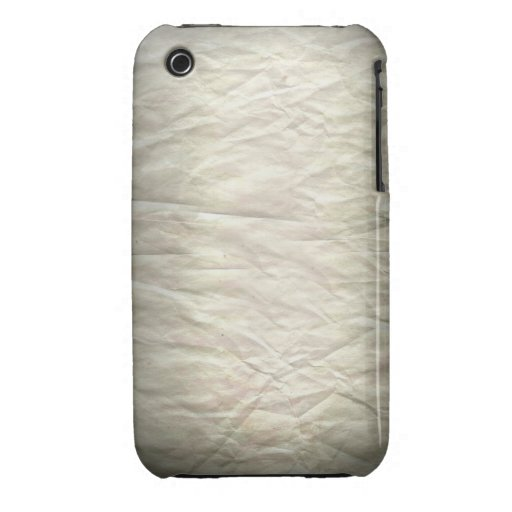 Caso do blackberry curve do design do Grunge do vi Capa De iPhone 3 Case-Mate