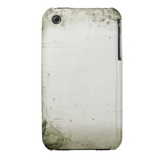 Caso do blackberry curve do design do Grunge do vi Capas De iPhone 3 Case-Mate
