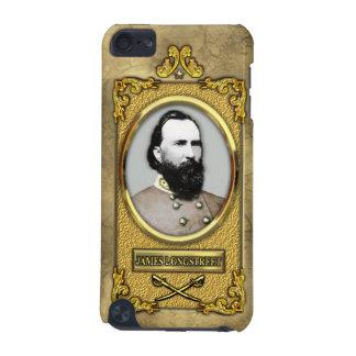Caso do duro de iPod da guerra civil de James Capa Para iPod Touch 5G