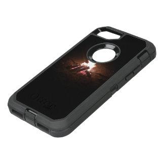 Caso do fogo capa para iPhone 8/7 OtterBox defender