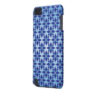 Caso do Gen de iPod da estrela azul 5o Capa Para iPod Touch 5G