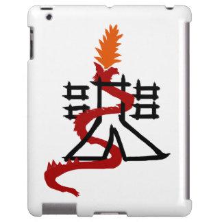Caso do iPad 2/3/4 de SergiuHellDragoon Capa Para iPad