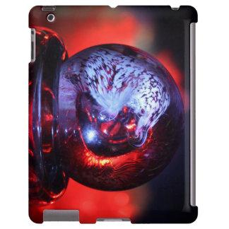 Caso do iPad da bola de cristal Capa Para iPad