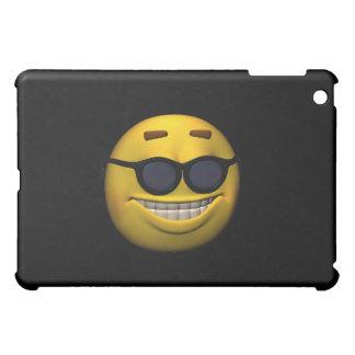 Caso do iPad da cara do smiley Capas Para iPad Mini