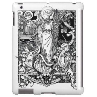 Caso do iPad de Cecilia do santo Capa Para iPad