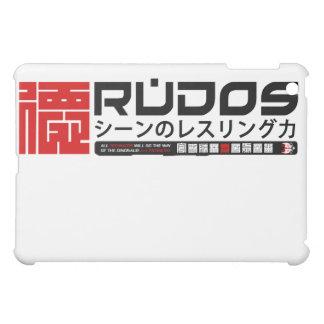 """Caso do iPAD de RUDOS """"nós amamos Puro"""" Capas Para iPad Mini"""